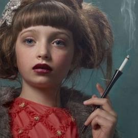 Smoking Kids ou le paradoxe de Frieke Janssens