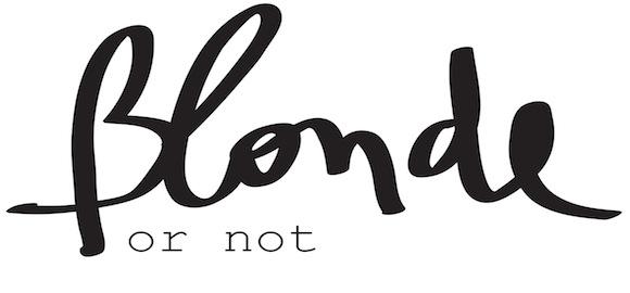 Blonde Logo 47
