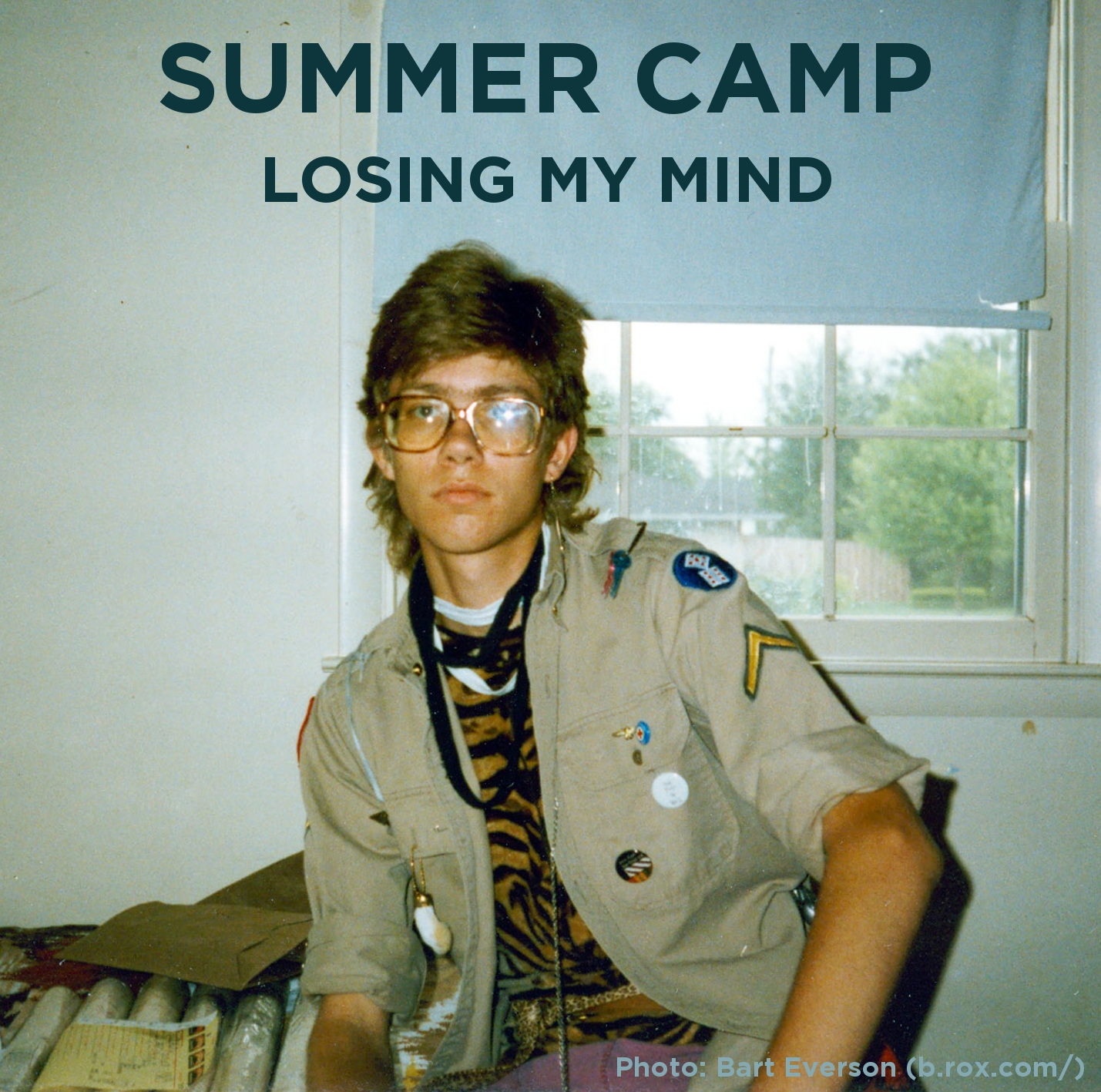 SummerCamp Losing My Mind_St. Etienne Remix EP artwork cover