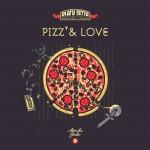 Pizz&Love pour Black Pizza
