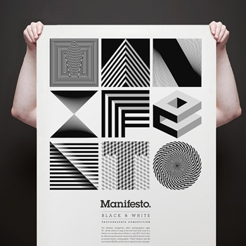 Manifesto, du noir, du blanc et du talent