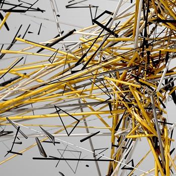 Quayola, peintre abstrait 3.0