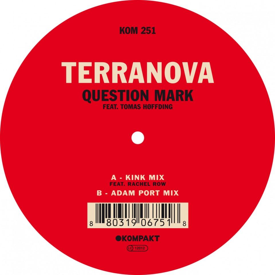 Terranova - Question Mark EP
