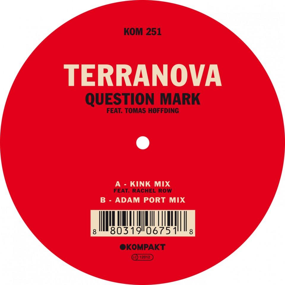 Terranova - Question Mark EP
