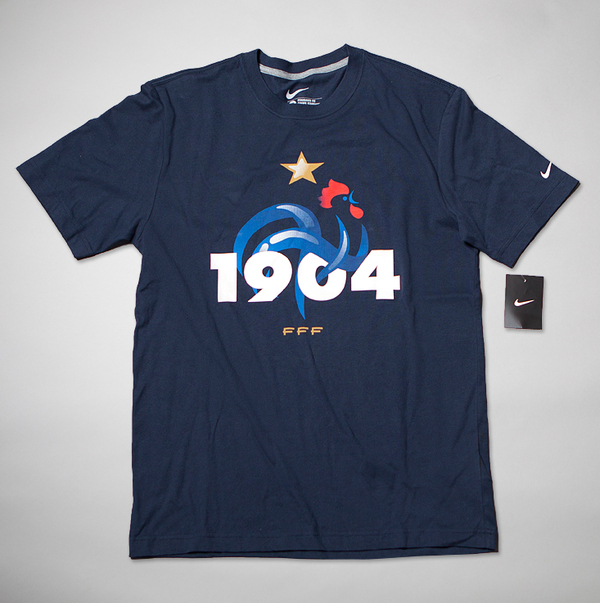 T-shirt Nike - French Football Federation by Vasava