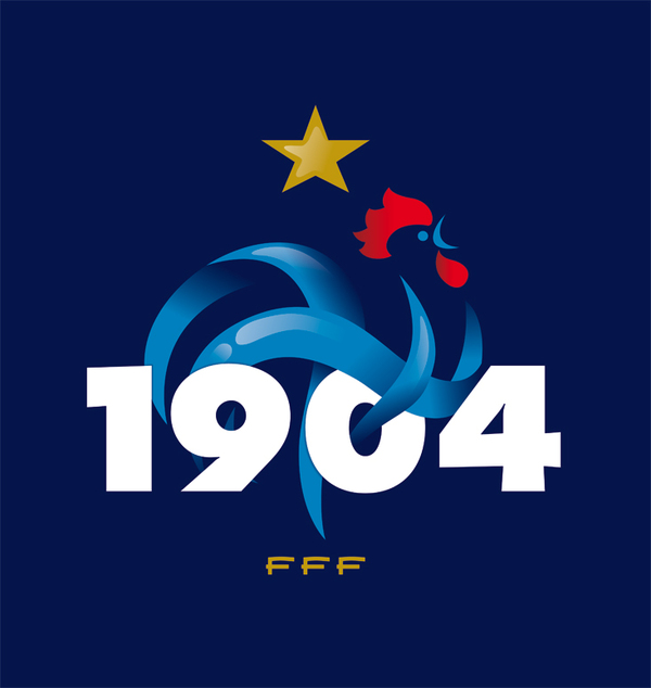 Visuel T-shirt Nike - French Football Federation by Vasava
