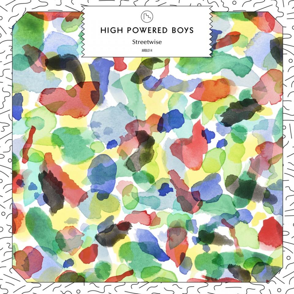 High Powered Boys - Chords