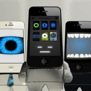 MOBOTO, et votre iphone devient smart