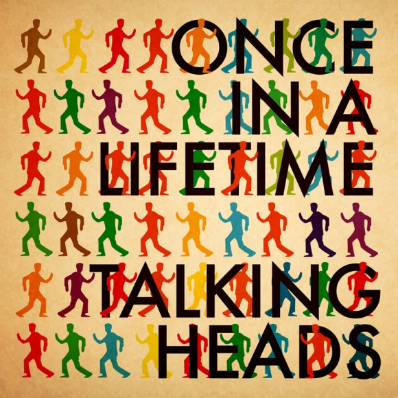 Talking Heads - Once In A Lifetime (Leftside Wobble Dub)