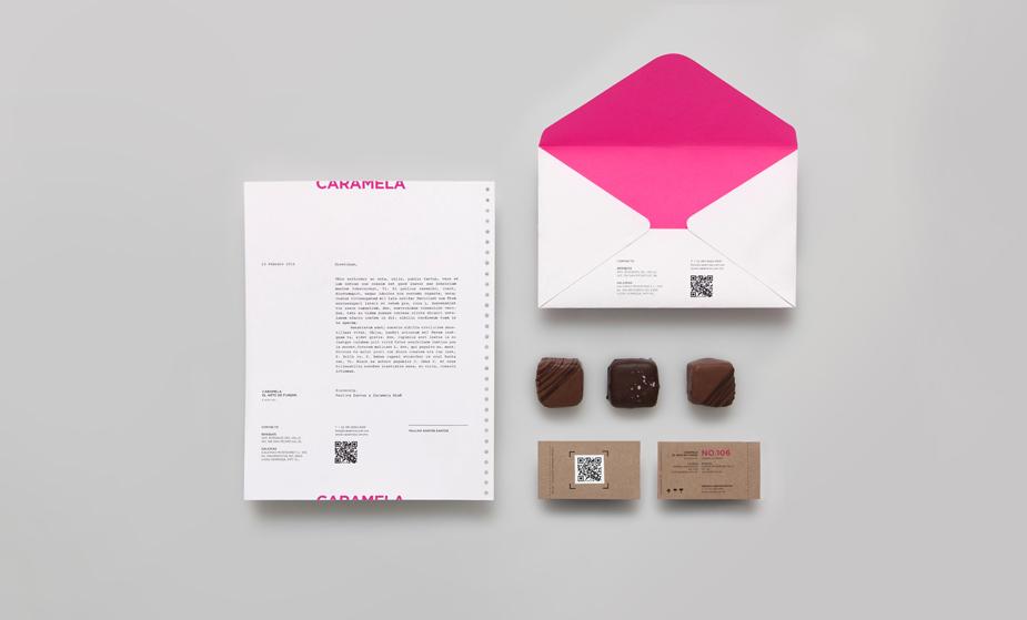Caramela / Branding