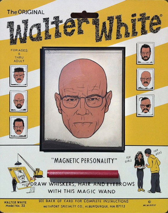 """""""Wooly Walter White"""""""