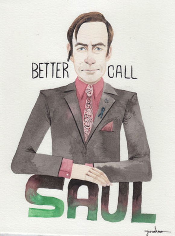 """Better call Saul"""