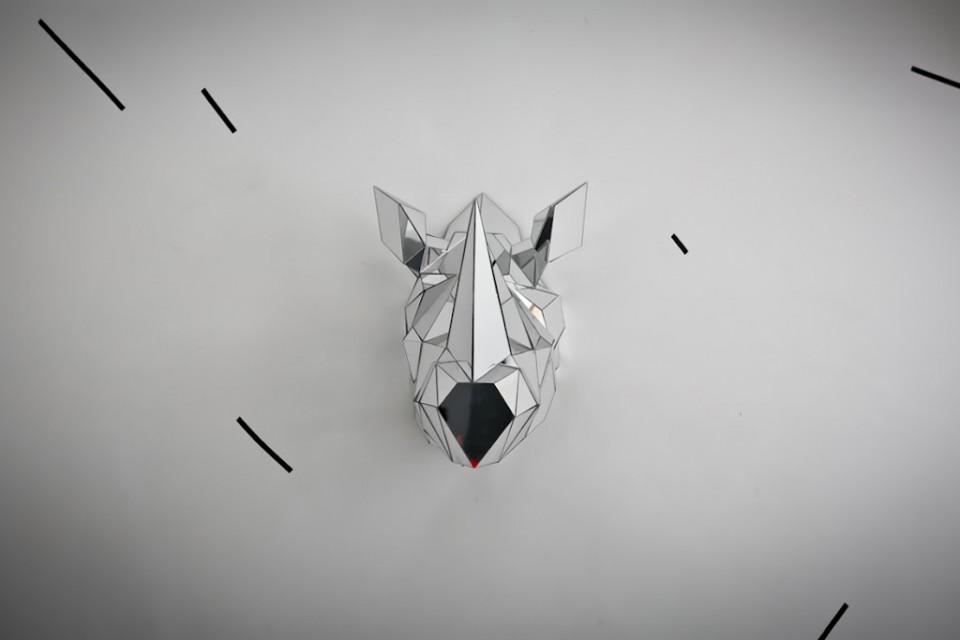 """Wolf"" de Arran Gregory @ Print House Gallery"