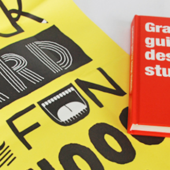 Le guide de survie illustré de l'étudiant-designer par Moniek Paus