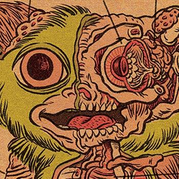 «L'anatomie des monstres» par Brad McGinty