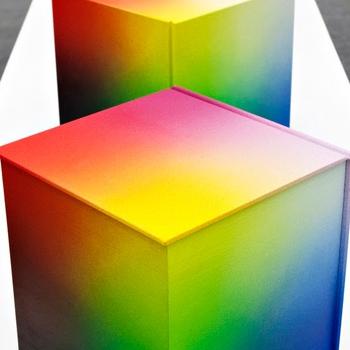 L'Atlas RGB Colorspace de Tauba Auerbach