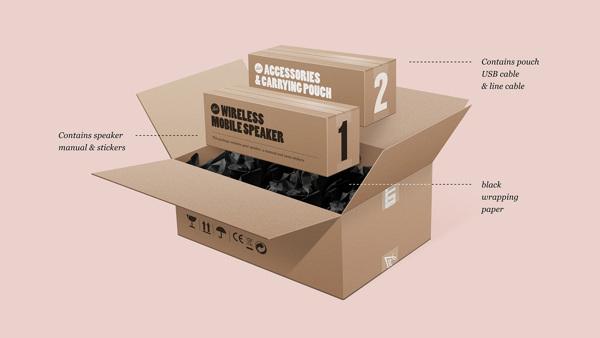 Packaging Lowdi