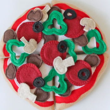 Food Toys by Heidi Marie