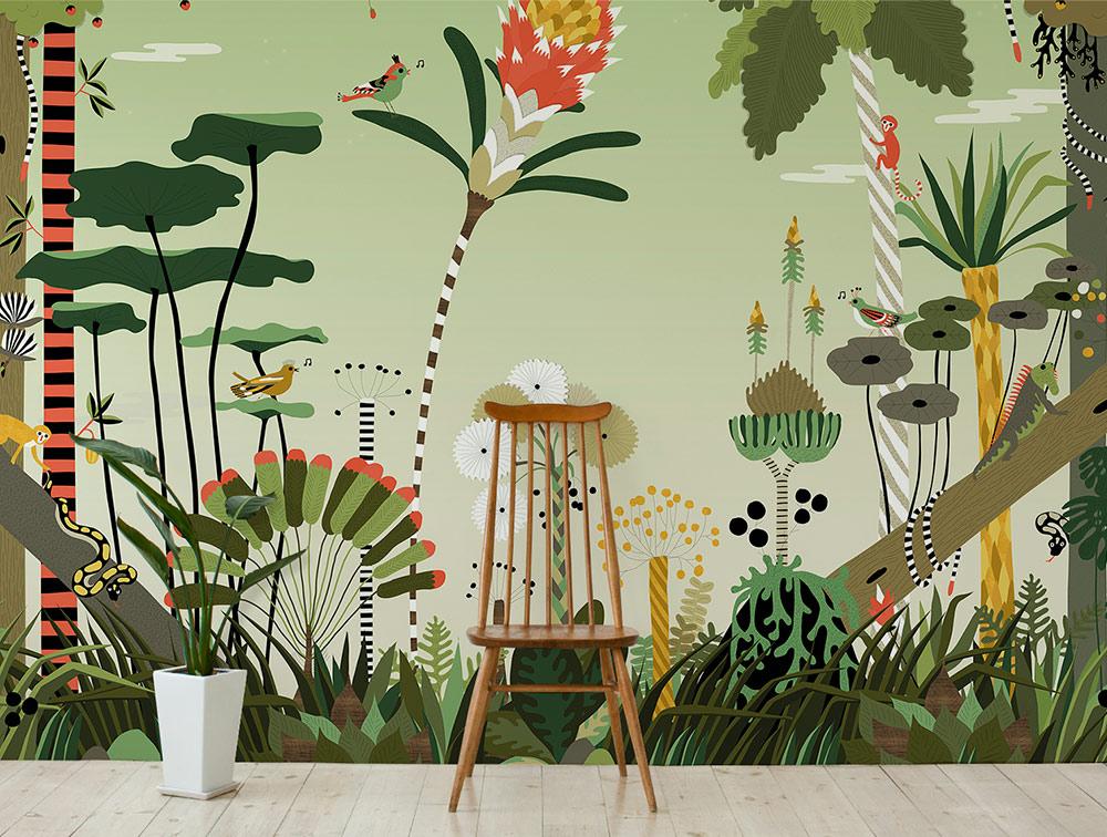 wallery Jungle