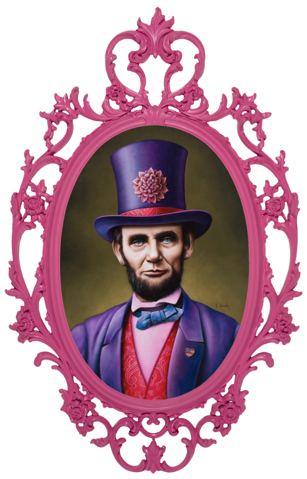 Abe-Lincoln-American-Badass