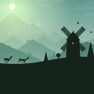 Alto's Adventure : An endless snowboarding odyssey