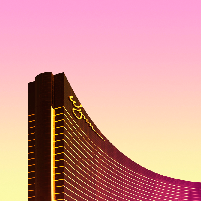 Candy minimal: Wynn by Matt Crump
