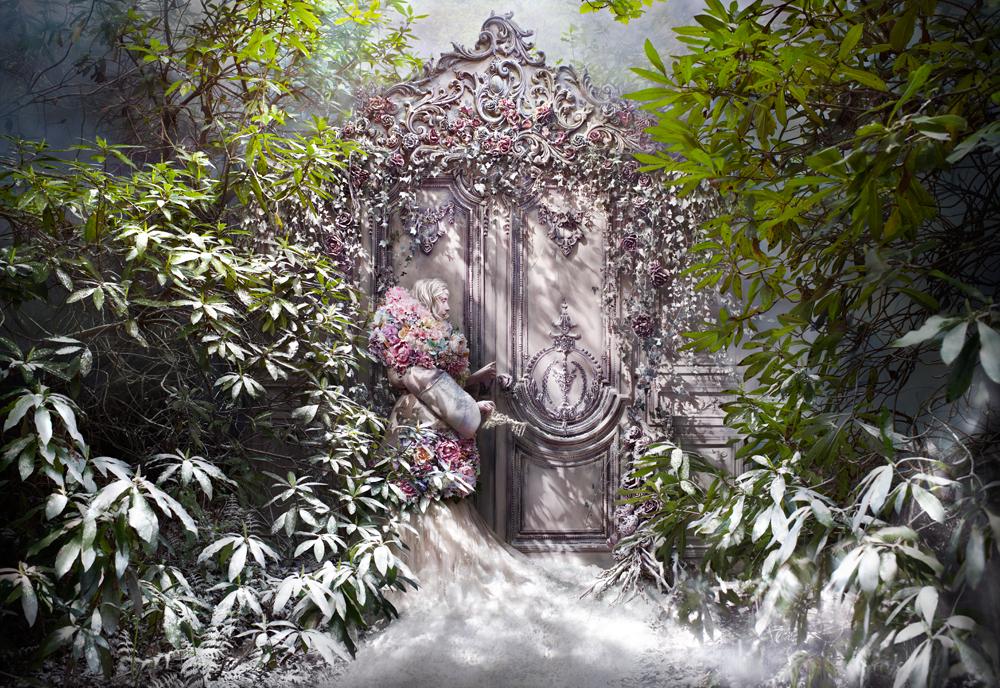 The Wonderland Book: The Fade Of Fallen Memories