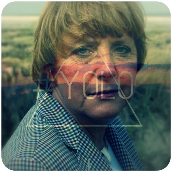 YOLO Merkel