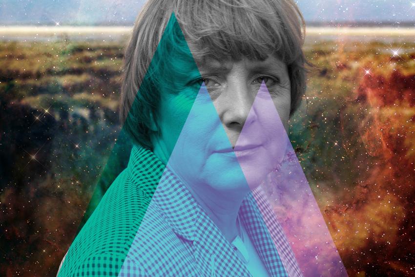 Illuminati Merkel