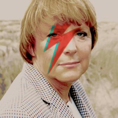 Hipster Merkel